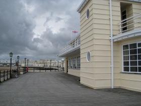 Worthing Pier.